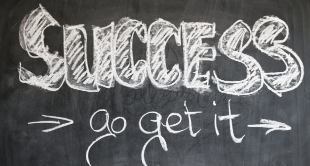 success_chalkboard