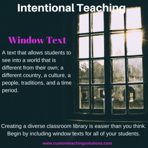 Intentional Teaching_window text