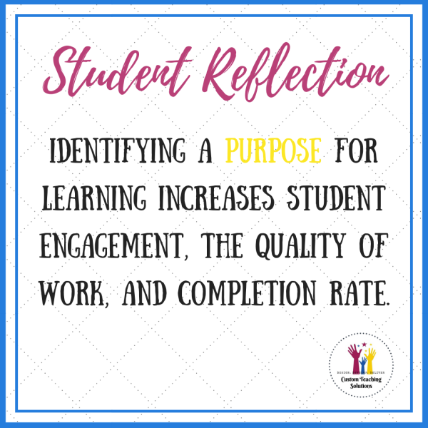 Blog - Student Reflection